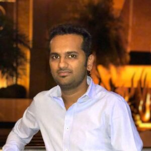 NAVEEN SWAMI Head of Sales and Marketing- One of the team members in Sr.Indus