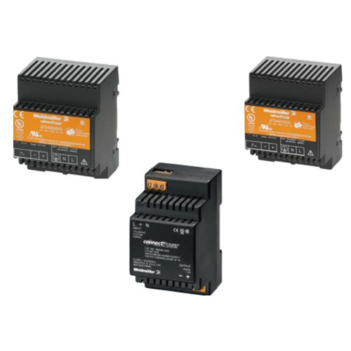 Buy InstaPower Online - One-phase switched-mode power units - Weidmuller products Online from Sr.Indus