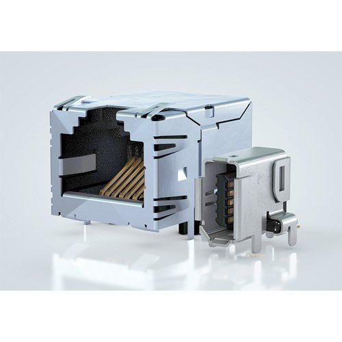 HARTING ix Industrial® Connectors-Buy Ethernet Interface Online