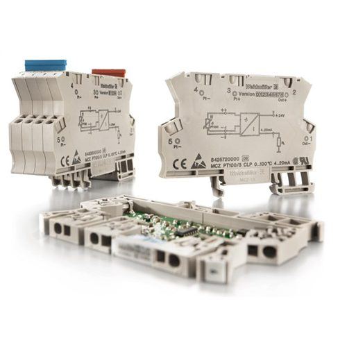 Weidmuller MCZ Series -Analogue Signals & pluggables online, analogue signal isolater