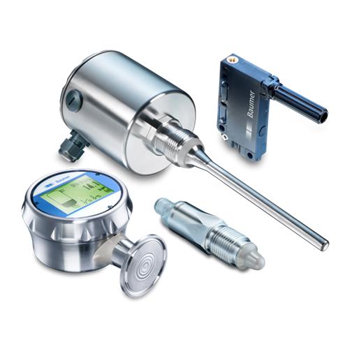 Baumer process sensors